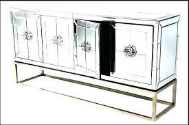 Mirrored Dining Room Buffet Table Modern Tables Design Ideas Cheap D