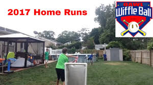 2017 Home Runs | OAWL Wiffle Ball - YouTube Wiffle Ball Toss Carnival Style Party Game Rental My Circus Championship Sunday At The 2013 Travis Roy Foundation Wiffle 41 Best Wiffleball Fields Images On Pinterest Ball Wiffleball With Owen Youtube Fieldstadium Bagacom Park Toss Game Using Plastic Buckets Screwed Into An Old Nbh Tv 2 Part 1 Ft Dillon Riedmiller Crazy Stadium In Backyard 2015 Clark Field Tournament Saturday Kids Playing In 9714