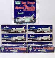 LOT OF 7 Year 1999 Hess Toy Truck & Space Shuttle With Satellite ... 1999 Hess Truck With Space Shuttle Donated By Wpbs Supporter Buy It 6 Case Fresh And With Sallite Hess Toy Truck Review Mogo Youtube Trucks For Sale Colctibles Paper Shop Free Classifieds 3 Trucks Nib Minia Firetruck 2004 2014 Combo 1 The Anniversary Collection Jackies Store Toyvehicle Hash Tags Deskgram Amazoncom 1996 Emergency Ladder Fire Toys 5 H X 15 W 35 L Wildwood Antique Malls Colctible Space Shuttle Sallite Toy And New Mint Ebay