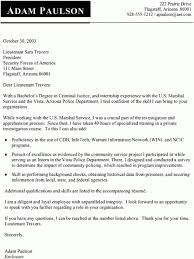 Collection Of Solutions Cover Letter For Criminal Justice Images Sample Charming