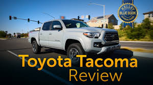 100 Blue Book On Trucks 2019 Toyota Tacoma Review Road Test