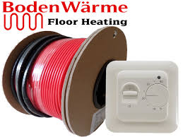 Warm Tiles Thermostat Instructions Manual by Underfloor Heating Cable 150w Including Manual Thermostat