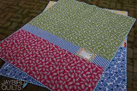 Tutorial How to make A Pieced Quilt Back