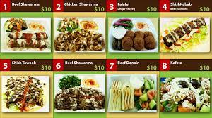cuisine tv menut it and play digital menu boards digital menu board