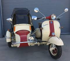 VespaLand On Twitter Vespa For Sale 1973 Vespa 150 With Sidecar