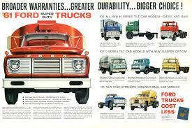VINTAGE 1961 FORD COMMERCIAL TRUCK AD POSTER PRINT 24x36 | Ford ... Most Fuel Efficient Trucks Top 10 Best Gas Mileage Truck Of 2012 Natural Gas Vehicles An Expensive Ineffective Way To Cut Car And 1941 Studebaker Ad01 Studebaker Trucks Pinterest Ads Used Diesel Cars Power Magazine 2018 Ford F150 Economy Review Car Driver Hydrogen Generator Kits For Semi Are Pickup Becoming The New Family Consumer Reports Vs Do You Really Need A In 2017 Talk 25 Future And Suvs Worth Waiting Heavyduty Suv Or With
