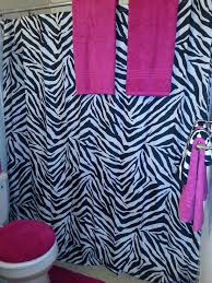 Zebra Print Bathroom Decor by Pink Bathroom Rugs Realie Org