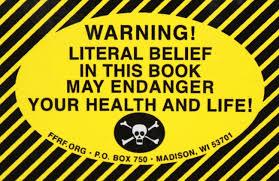 Bible Warning Labels