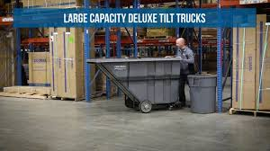 Deluxe Plastic Tilt Trucks - Up To 2-1/2 Cu. Yd. Capacity - YouTube Scania R420 Tilt Trucks For Sale From Switzerland Buy Truck Man Tga 26 Dropside With Tarpaulin Tilt Trucks Rxshelving Utility On Today Here Equipment Transport Norwa Tray Crane Truck Hire Rubbermaid Sanitary 12wx7214dx4334h 1250 Roma Freight Companies 75 Knayers Lane Lvo Fl Toter 1 Cu Yd Gray Universal Truckut001igy The Home Depot In Stock Uline N10 280 6x4 Box The Netherlands Carlisle Foodservice Products