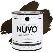 Nuvo Cabinet Paint Video by Nuvo Cocoa Couture Cabinet Paint U2013 Giani Inc
