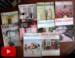 100 House And Home Magazines Decorating Of 1950s Garden Magazine X 10