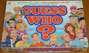 Guess Who Is A Two Player Guessing Board Game That Originated In The United Kingdom 1979 Object Of To Other Players