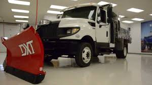 J&J Truck Bodies & Trailers And 2014 TerraStar 4x4