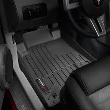 weathertech floor mats floorliner for ford mustang 2005 2010