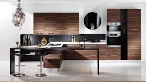 cuisine bois design meubles de cuisine bois et verre recréés inspiration cuisine