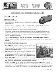Straight Truck Pre Trip Inspection Video - Best Image Truck ... Safety Checklists Fleetwatch Cdl Class A Pretrip Inspection Study App Infograph Combination Air Brake Ipections Fleetio Class B Cdl Pre Trip Checklist Form Best Of Vehicle Cdl Pre Trip Checklist Kendicharlasmotivacionalesco 100 Point Diagram School Bus Tennessee Truck Driving Cube Van Straight Delivery Cargo Tutorial Demo Youtube