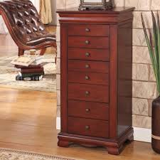 Nathan Direct J1150ARM-L-BR Marquis 8 Drawer Locking Jewelry ... Bedroom Awesome Country Style Jewelry Armoire Locking Antique Armoires Ideas All Home And Decor Fniture Black With Key And Lock For Home Boxes Light Oak Jewelry Armoire Ufafokuscom Amazoncom Collage Photo Frame Wooden Wall Powell Mirrored Abolishrmcom Organize Every Piece Of In Cool Target Inspiring Stylish Storage Design Big Lots