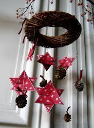 préparer les décorations de noël anniversaire enfant