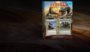 Mtg Red White Deck by Duel Decks Heroes Vs Monsters Magic The Gathering