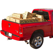 100 Truck Bed Tie Downs 70 X 52 Cargo Down Net Walmartcom