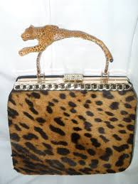 zooielli by enzo d u0027amato designer handbag leather and real fur