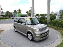 Scion Xb Floor Mats by 2005 Used Scion Xb 5dr Wgn At At Royal Palm Toyota Serving