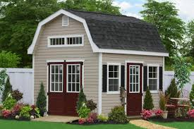 10x14 Barn Shed Plans by Premier Garden Storage Sheds For Sale Direct From The Amish