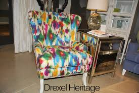 Drexel Heritage Sofa Fabrics by A Fabulous Fabric Takes Over Furniture Market Thehome Com