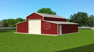 Creative Uses And Differences- Metal Carports, Enclosed Garages ... House Plan Metal Barn Kits Shops With Living Quarters Barns Sutton Wv Eastern Buildings Steel By Future Plans Homes For Provides Superior Resistance To Roofing Barn Siding Precise Enterprise Center Builds Blog Design Prefab Gambrel Style Decorations Using Interesting 30x40 Pole Appealing Quarter 30 X 48 With Garages Morton Larry Chattin Sons Horse