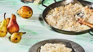 risotto mit birnen und gorgonzola
