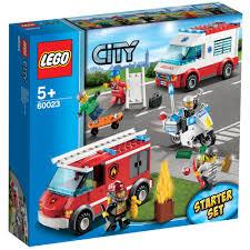 LEGO City Starter Set 60023 - £20.00 - Hamleys For Toys And Games