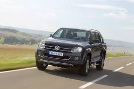 2013 VW Amarok Pickup Truck Benefits From A More Powerful Diesel ...