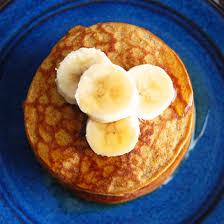 Easy Healthy Pumpkin Pancake Recipe by Healthy Pumpkin Pancakes Gluten Free Paleo Grubs