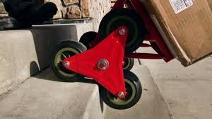 Stair-Climbing Hand Truck Video | DIY Stair Climber Hand Truck Solid Rubber Tires 440lbs Barrow C5 Climbers Lowfriction Upcart Allterrain Folding Climbing Cart Page 1 Qvccom Climbing Hand Truck With Six Wheels 3d Shipping Tyke Supply Llc Alinum Commercial Quality 150kg Heavy Duty 6 Wheel Flat Bed Bltpress 550lbs Capacity Amazoncom Bestequip 330 Lbs 30 Inch Shopping 190kg Carbon Steel Portable Six Wheeled Manufacturer Ht1316 Buy 200kg Heavy Duty Wheel Stair Climber Climbing Sack Truck Trolley