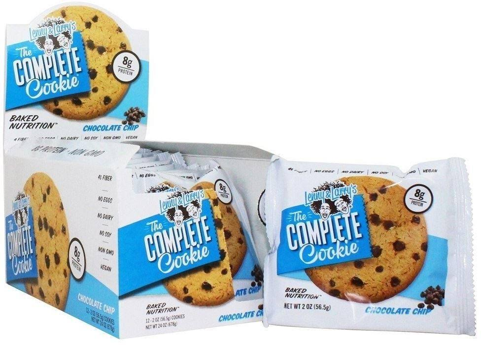 Lenny & Larrys The Complete Cookie, Peanut Butter Chocolate Chip - 12 pack, 4 oz cookies