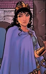 Hippolyta DC Comics Rebirth Wonder Woman Vol 5 No 2