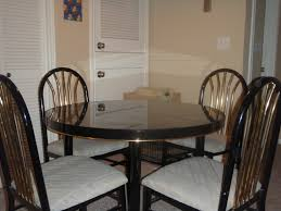 this year s 5171 glass top dining table walmart stylish