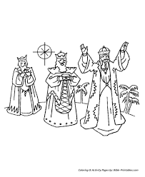 Christmas Story Coloring Pages 13
