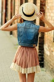 Beautiful Blue Cute Dress Dresses Fashion Fashionable Girl