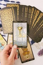 Universal Waite Tarot Deck Instructions by Golden Universal Tarot Card Deck Urban Outfitters