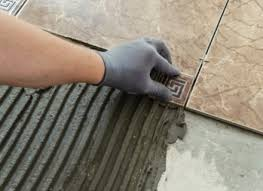 Laying Stone Tile Over Linoleum by 42 Ceramic Tile On Top Of Linoleum Laying Marble Tile On Top Of