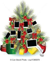 Frame Ornaments For Christmas Trees And Gifts