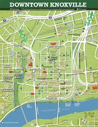 Maps City of Knoxville