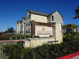 100 Forest House Apartments OAK FOREST APARTMENTS UNDER CONTRACT