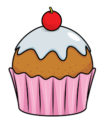 Related Clip Arts happy birthday cupcake clipart