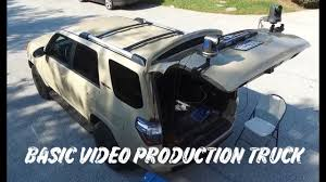 EASY VIDEO PRODUCTION TRUCK W/ Wirecast - YouTube