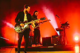 Ceilings Local Natives Guitar by Local Natives Charlotte Day Wilson The Greek Theatre L A Record