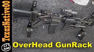 100 Overhead Gun Racks For Trucks Rack For Your Truck By Rugged Gear REVIEW YouTube