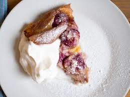 cuisine cherry how to cherry clafoutis a dessert so your guests
