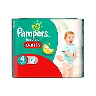 Pampers Baby Dry Pants - Size 4, 23pk